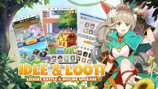 Girls X Battle 2 23.0.64 com.carolgames.moemoegirls apkmod.id 4