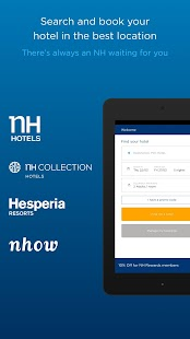 NH Hotel Group–Book your hotel- screenshot thumbnail