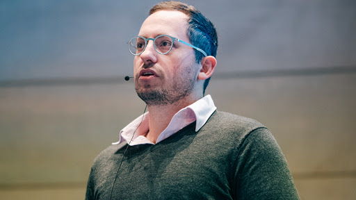 Jared Molko, founder and CEO of AI-based job placement platform Tellos.