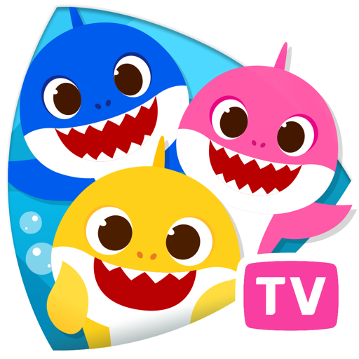 Baby Shark TV : Pinkfong Kids' Songs & Stories Icon