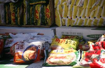 Photo: 03422 二連/市街/インスタント麺
