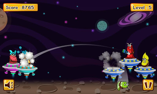 Aliens Mars Fight 1.0 screenshots 7