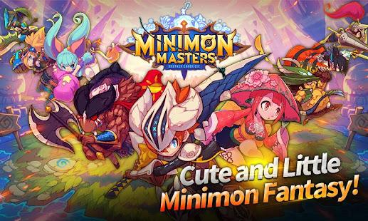 Minimon Masters Mod