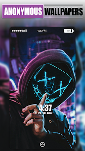 😈Anonymous Wallpapers HD😈 Hackers Wallpapers 4K Apk Download For Android 2