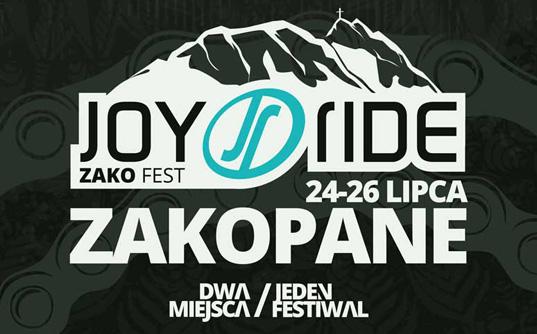 Joy Ride Zako Fest