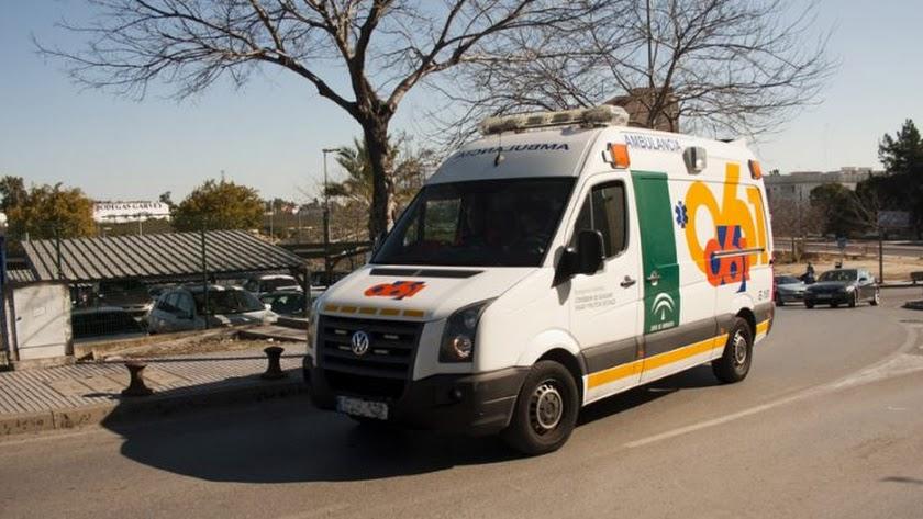 Los heridos fueron trasladados al centro hospitalario.