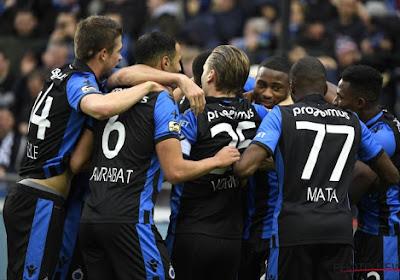 Le Club de Bruges a un premier transfert en vue : une offre de quatre millions d'euros a été déposée