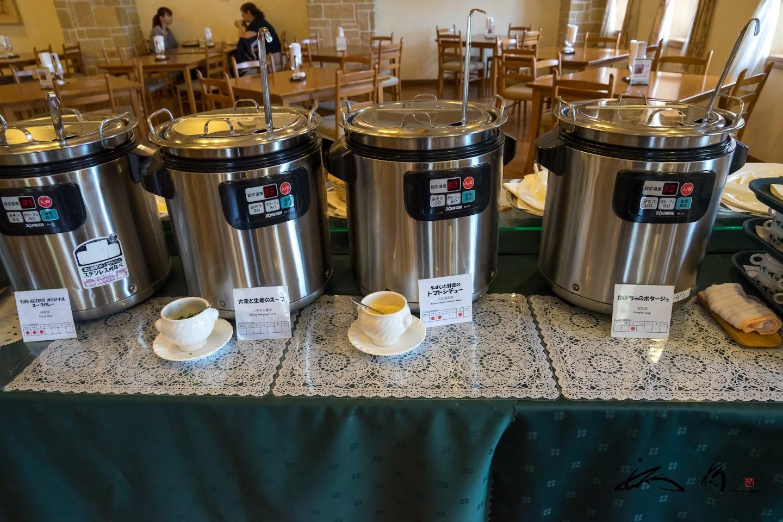 各種スープ