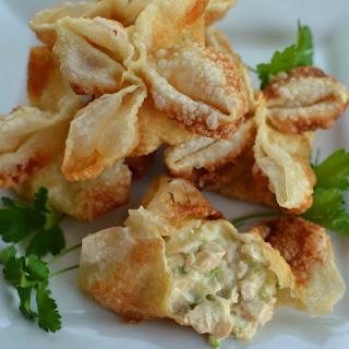 Chicken Jalapeno Wontons