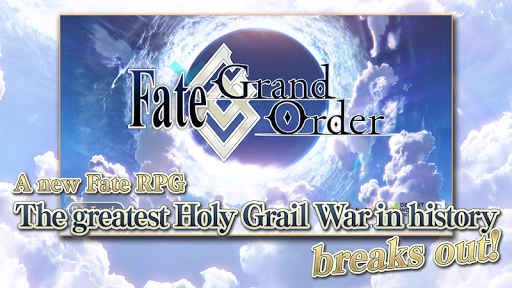 Fate/Grand Order (English)  captures d'u00e9cran 1