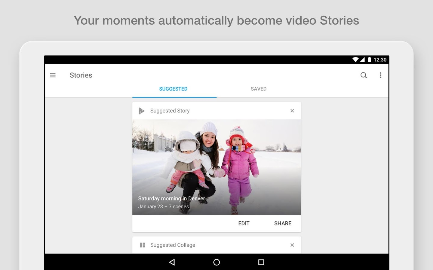 RealTimes Video Maker- screenshot
