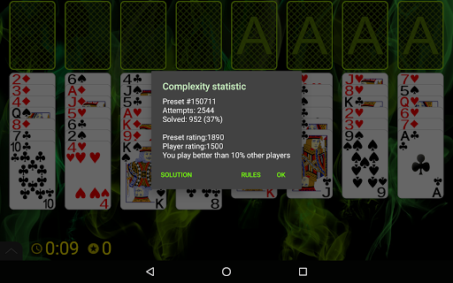 Freecell Solitaire 5.0.1792 screenshots 23