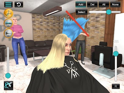 Digital Hair Simulator 9