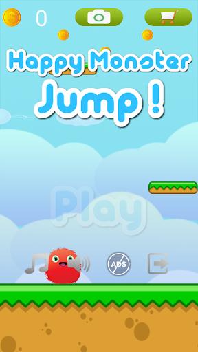快乐怪物跳跃