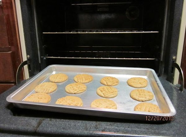 Bake at 375 degrees until light brown (about 10 minutes).  Don't over-bake.