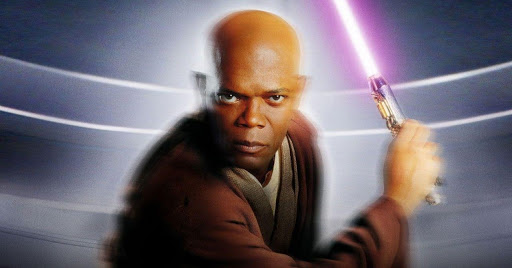 Samuel L. Jackson Celebrates Star Wars Day With New Mace Windu Shirts