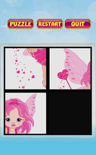 Kids Slide puzzle for girl- screenshot thumbnail