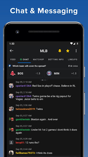 ScoreMobile for Android screenshot 5
