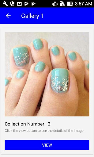 Pedicure Nail Art 1.1 screenshots 2