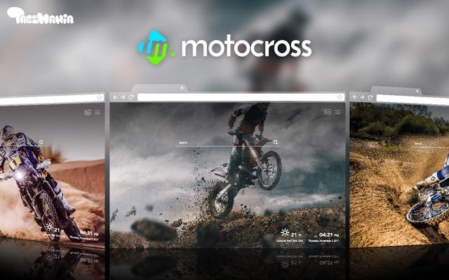 Freestyle Motocross New Tabs Theme
