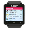 WhatsUp for Sony Smartwatch2 icon