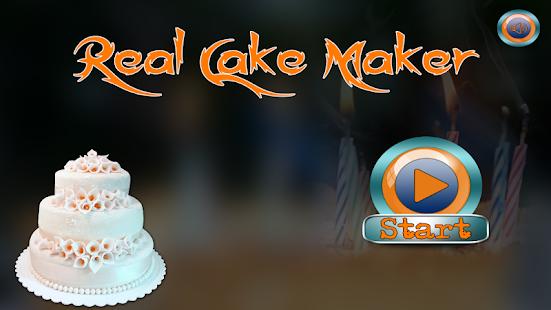 Real Cake Maker - náhled