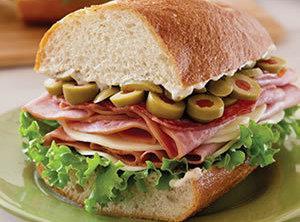 Louisiana-style Muffaletta Sandwiches Recipe