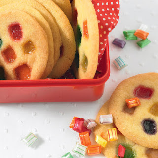 Candy Cookies.