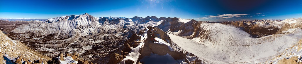 Photo: Mount Starr summit panorama
