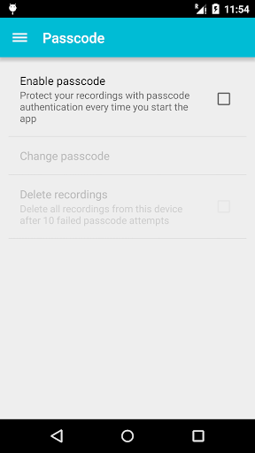 Call Recorder Pro screenshot 7