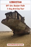 Off-the-Beaten Path Uzbekistan: A 3-Day Aral Sea Tour // Ship Cemetery