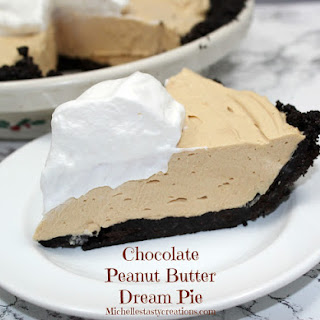 Chocolate Peanut Butter Pie Recipe!