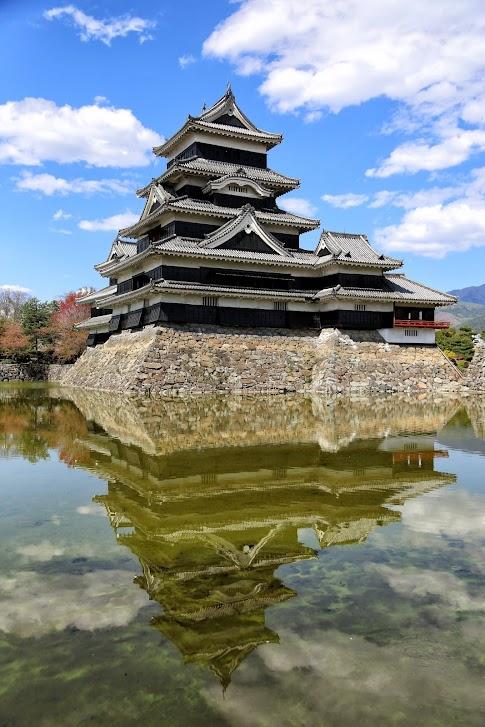 Matsumoto, Zamek Kruków