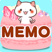 "Cute Notepad ""Kansai Cats"""