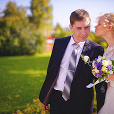 Wedding photographer Konstantin Slastukhin (Sknfoto). Photo of 20.09.2015