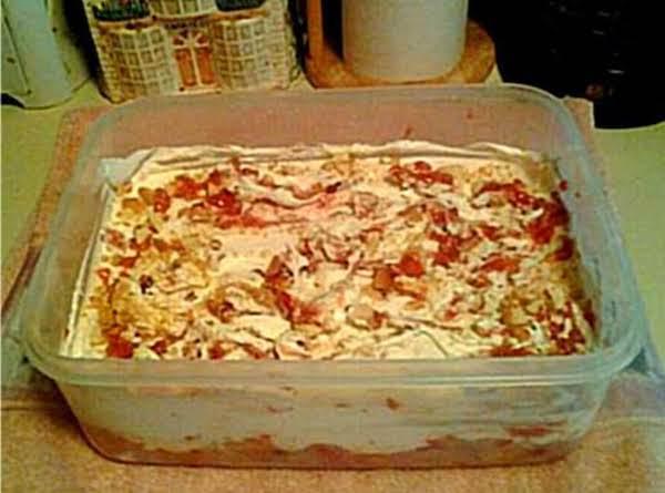 Strawberry Nana Crisp Recipe