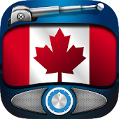 Canadian Radio Stations - Canada Radio Player App