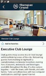 Sheraton Grand Chicago- screenshot thumbnail
