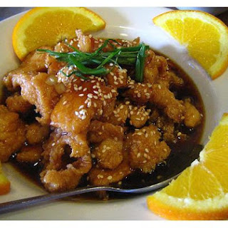 Chicken Sesame.