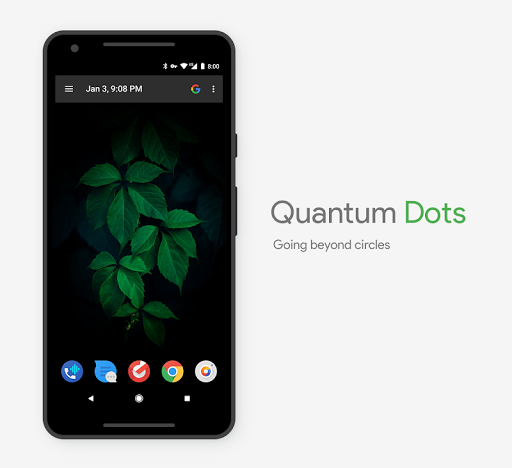 quantum dots - icon pack screenshot 3
