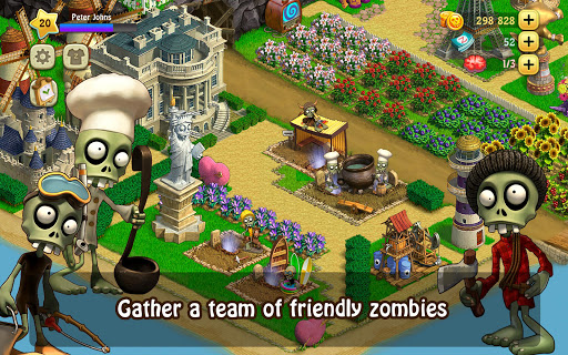 Zombie Castaways 4.10.2 screenshots 1