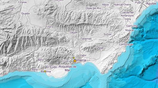 Tiembla la provincia: tres terremotos en menos de 12 horas