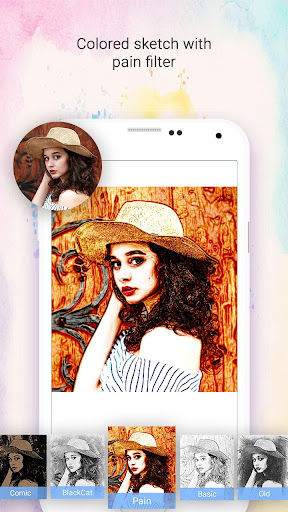 Sketch Photo Maker 1.0.21 gameplay | AndroidFC 2