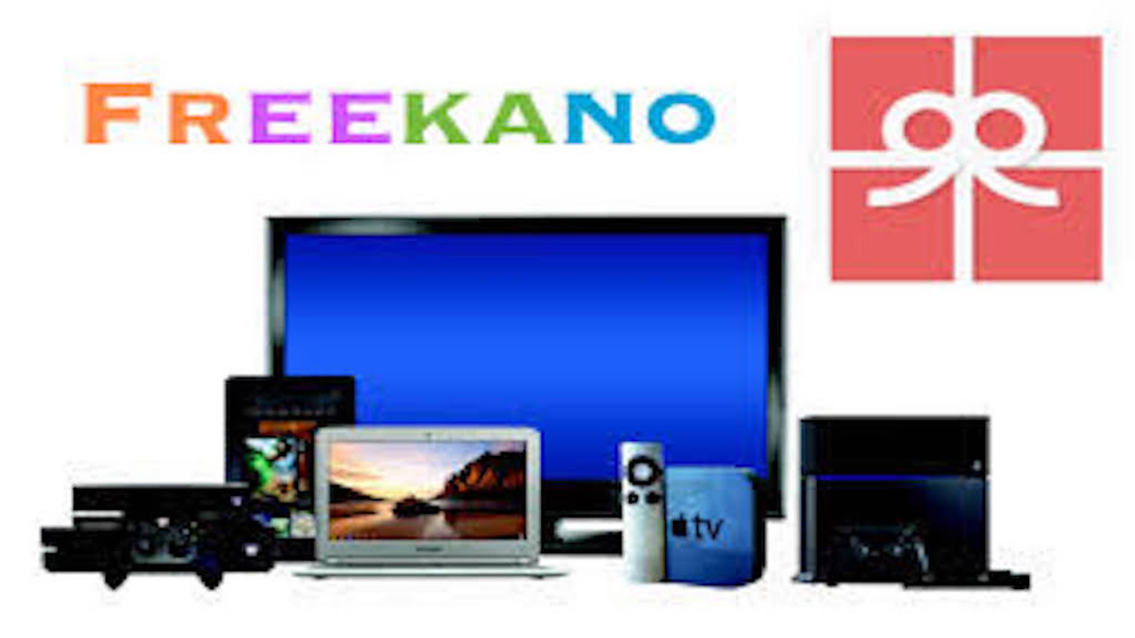 Freekano Gifts Prizes