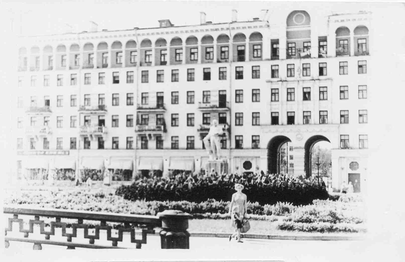 Photo: Дом на проспекте Металлургов, 39
