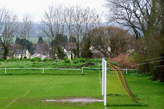 Photo: 10/04/09 v Ottery St Mary (SWPLE) 4-1 - contributed by Gary Spooner