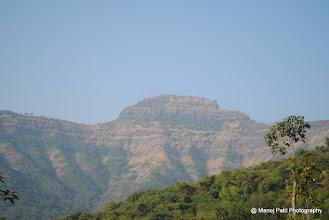 Photo: And this is Durgraj Rajgad from base village Gunjavane