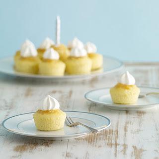 Lemon Extract Fairy Cakes