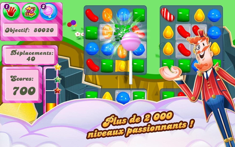 Télécharger <b>Candy</b> <b>Crush</b> <b>Saga</b> pour PC <b>Gratuit</b> - Appli.net