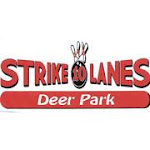 Logo for Strike 10 Lanes Deer Park